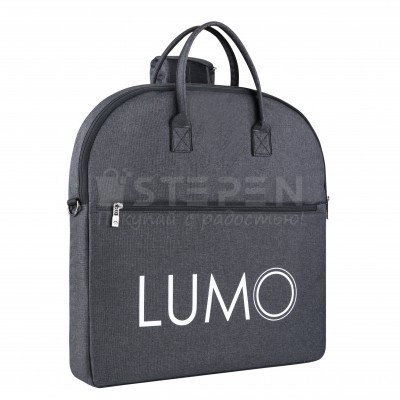 Сумка LUMO ORIGINAL™ для переноски кольцевой LED лампы 35-45 см. любого типа купить в Украине (Серая)