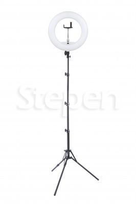 Усиленный штатив LUMO™ (2,2 метра) для установки кольцевой LED лампы на пол купить в Киеве (Украине)