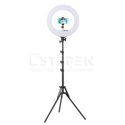 Усиленный штатив LUMO™ (2,2 метра) для установки кольцевой светодиодной LED лампы на пол купить в Киеве, Украине, Одессе, Львове, Харькове, Днепре