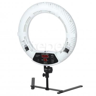 Стойка-штатив блогера LUMO™ для установки круглой кольцевой светодиодной ЛЕД лампы на стол купить в Киеве, Украине, Одессе, Львове, Харькове, Днепре