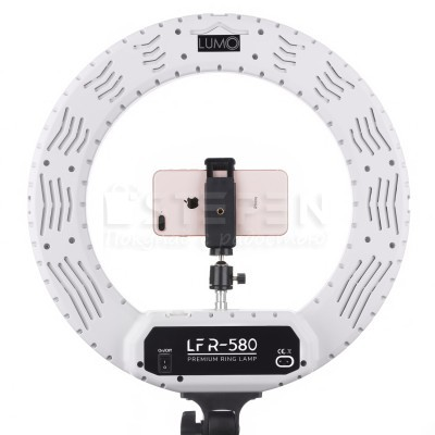 Кольцевая светодиодная лампа LUMO™ LF R-480 | 100 Ватт |