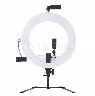 Стойка-штатив блогера LUMO™ для установки кольцевой светодиодной лампы на стол купить в Киеве (Украине)
